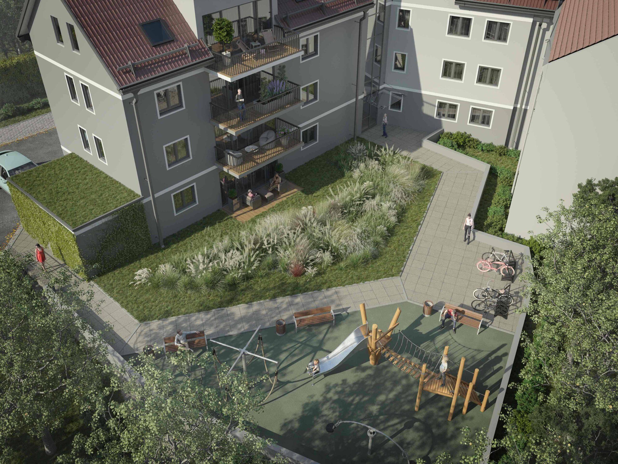 4-Zimmer-Wohnung in Schopfheim, Neubau,