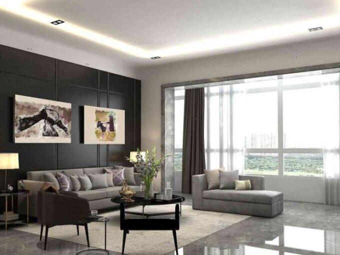 Luxuriöse 4-Zimmer-Wohnung in Lörrach, neuwertig